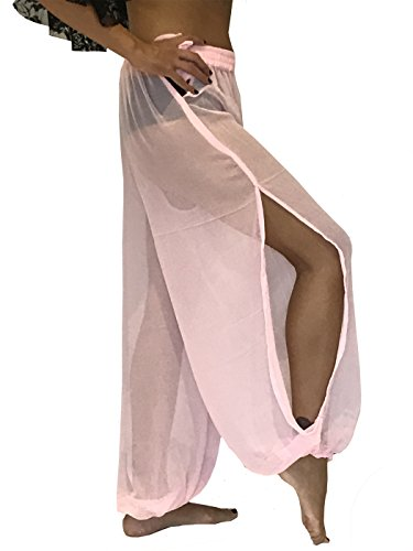 Bauchtanz Harem Hose zum Tanzen Tribal Tänzer Kostüm Yoga FANCY KLEID Leggings M L XL (BABY - Amazon Halloween-kostüme Baby Uk