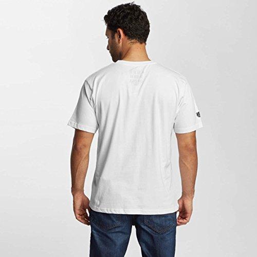 Dangerous DNGRS Uomo Maglieria/T-Shirt Liebeisdead Bianco