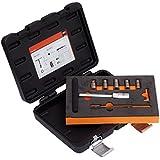 Bahco - Be1315P7 - Jgo Para Rectificar Asientos De Inyectores