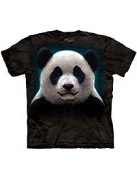 The Mountain Unisexe Enfant Tête De Panda T Shirt