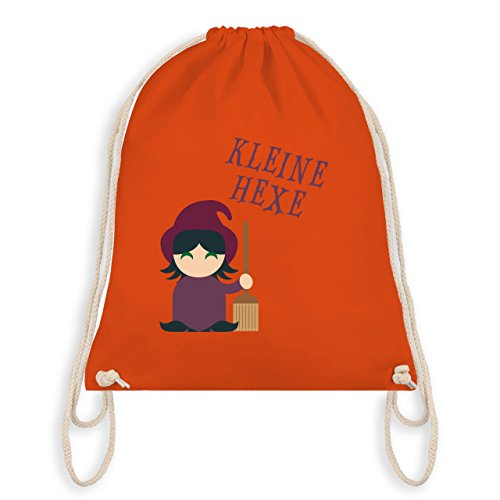 (Halloween - Kleine Hexe süß - Unisize - Orange - WM110 - Turnbeutel & Gym Bag)