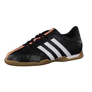Adidas 11Nova IN J CBLACK/FTWWHT/CBLACK - 33