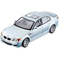 Maisto BMW M5, Color Plata (31144S)