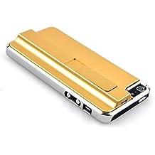 Funda iPhone 4 / 4S o 5/5s compatible con APPLE con mechero integrado mws (IPHONE 5/5S DORADO)