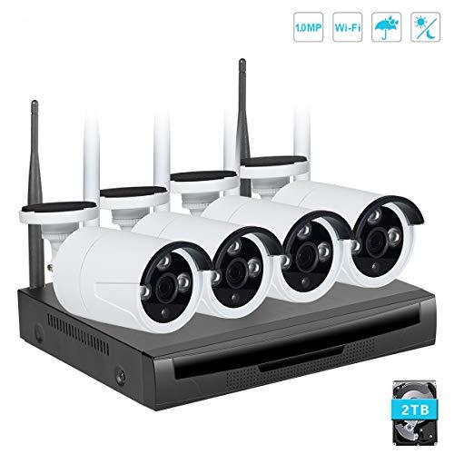 EMAX Video de vigilancia Kit
