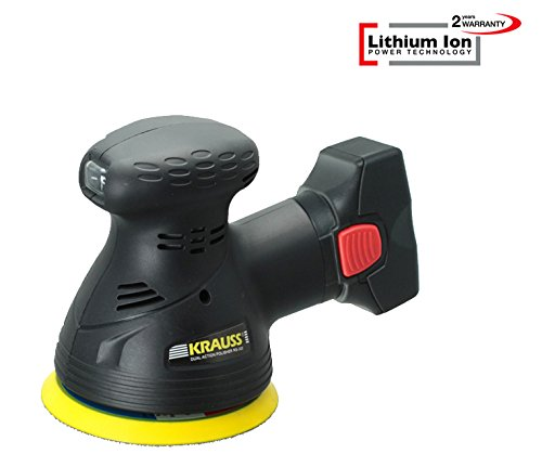 *Lithium Ion Akku 14,4V/2,0Ah Mini Poliermaschine, Polisher, Auto Polierer RS-300*