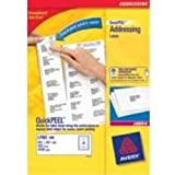 Avery L7160-500 Self-Adhesive Address Labels Amazon FBA Barcode Labels), 21 Labels Per A4 Sheet preiswert