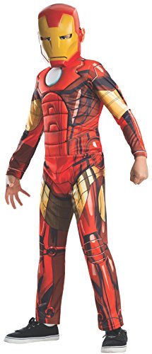 üm mit Maske (Größe S) Avengers Assemble ()
