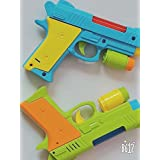 Siddhi Vinayak Gun With Light And Sound Image Projecting Gun Pack Of 2 For Small Kids(Random Image Projecting Gun Will Be Sent)
