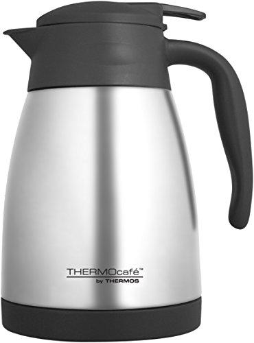 Thermos ThermoCafé Karaffe 1.0l, Edelstahl -