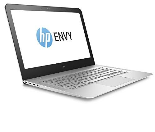 HP ENVY (13-ab004ng) 33,8 cm (13,3 Zoll / Full HD IPS) Notebook (Laptop mit: Intel Core i7-7500U, 16 GB RAM, 512 GB SSD, Intel HD-Grafikkarte 620, Windows 10 Home 64) silber