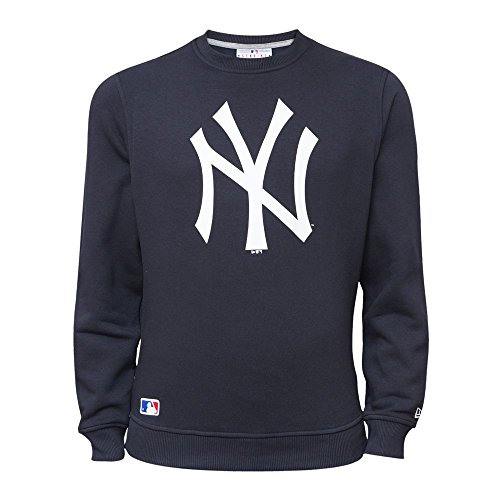 new concept d04b6 b307f New Era Ne92232Fa15 Nos Crew Neyyan - Sweatshirt - Line New York Yankees  for Man, color Blue, size XXL