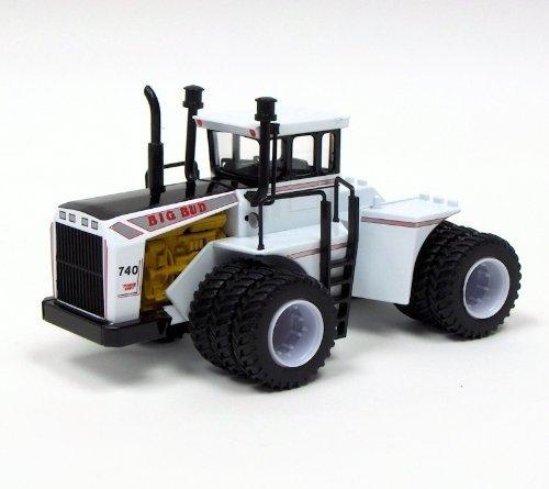 Prairie-serie (1/64th High Detail Prairie Monster Series Big Bud 740 with Triples by Spec Cast)