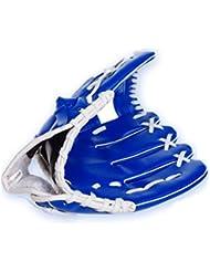 LEORX main gauche Gant pour softball Baseball adulte de baseball gant pour Champ extérieur–26,7cm (Bleu)