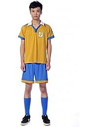 Eleven Mtxc para hombre media de Inazuma camiseta de fútbol para Raimon GO escuela Cosplay