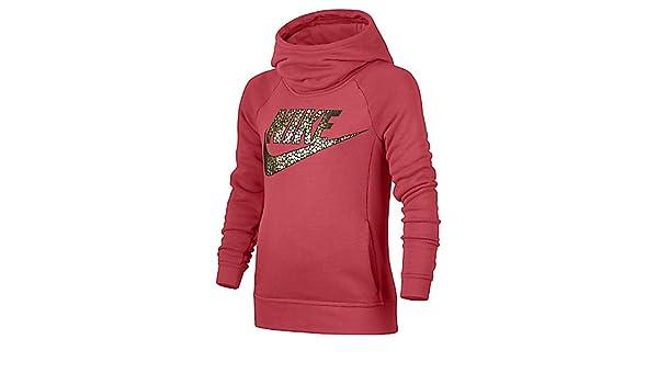 Nike G NSW Mdrn HDY OTH GX SNL – Sweatshirt für Mädchen