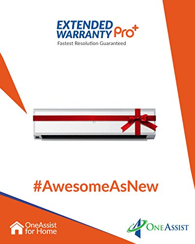 OneAssist 2 Years Extended Warranty Pro Plus Plan for ACs Between Rs. 35,001 - Rs. 55,000