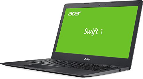 acer swift 1 notebook schwarz laptop notebook. Black Bedroom Furniture Sets. Home Design Ideas