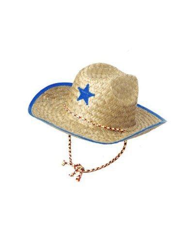 Child Cowboy Hat - Blue Star by ()