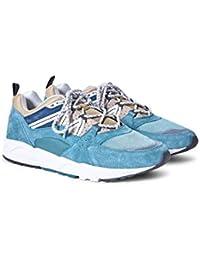 2e4be0ceced Karhu Fusion 2.0 Mineral Blue Pale Khaki Sneakers - Scarpe da Ginnastica  Verde