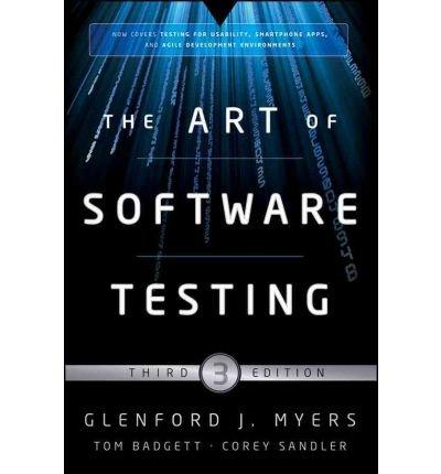 The Art of Software Testing (Hardback) - Common