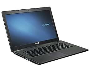 "Asus P2 710JA-T2032G Ordinateur Portable 17"" (43,18 cm) Noir (Intel Core i3, 4 Go de RAM, 500 Go, Intel HD Graphics 4600, Windows 7)"