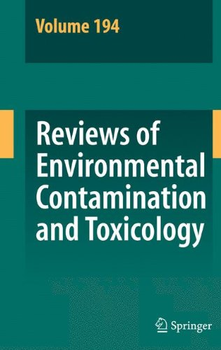 Reviews of Environmental Contamination and Toxicology 194