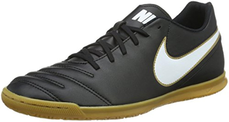 NIKE Men's Tiempo Footbal Rio Iii Ic Footbal Tiempo Shoes, Black 95d1be