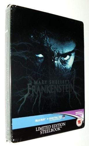 Bild von Mary Shelley's Frankenstein (1994), Steelbook, Blu-ray, Zavvi Exclusive Limited Edition Steelbook (UK Import mit deutschem Ton, Uncut, Regionfree) Nur 1.000 Exemplare, Blu-ray mit deutschem Ton + UV Copy