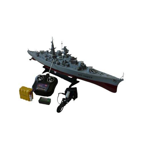 Seruna RC Ferngesteuertes Schlachtschiff Bismarck - 2