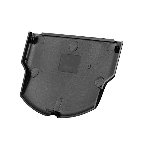 Yaoaomon Gehäuse Shell Extra High Enhanced Battery Cover Ersatz für PSP 2000/3000 schwarz (Gehäuse Psp Abdeckungen Und)