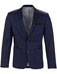MEXX Herren Sakko Classic blazer with tailored twist