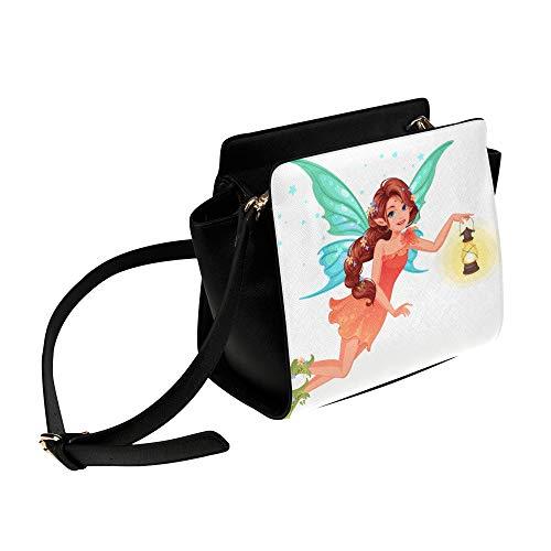 Reißverschluss Umhängetasche Dream Fantasy Magic Wand Umhängetasche Umhängetaschen Reisetaschen Seesack Umhängetaschen Gepäck Für Lady Girl Women Anti Theft Umhängetasche -
