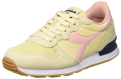 diadora-unisex-adults-camaro-sneaker-low-neck-multicolor-beige-vaniglia-rosa-cristallo-6-uk