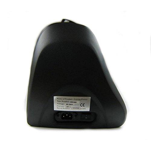 HobbyCut ABH-361 Schneideplotter 360mm Plotter + Artcut 2009 + Rollenhalter - 6