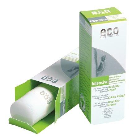 Eco Cosmetics Getönte Gesichtscreme (LSF 15)
