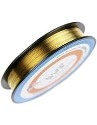MagiDeal Fluorocarbone Nylon Ligne de Pêche Résistant Durable Fishing Tackle Line 164Yds 150M 10KG