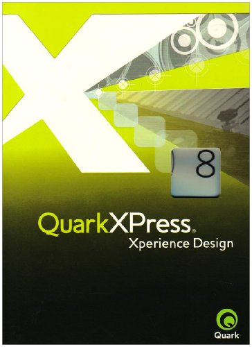 QuarkXPress 8, Full, UK and Ireland Edition + ID2Q (Mac/PC CD) [Import]
