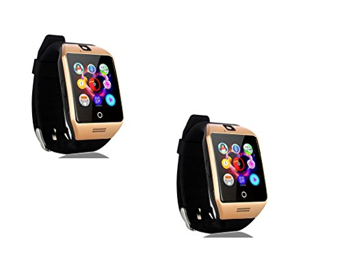 Estar pack of 2 High quality smart calling watch with all functions of smartphones compatible with Samsung Galaxy Grand Neo (GT-I9060)  available at amazon for Rs.3999