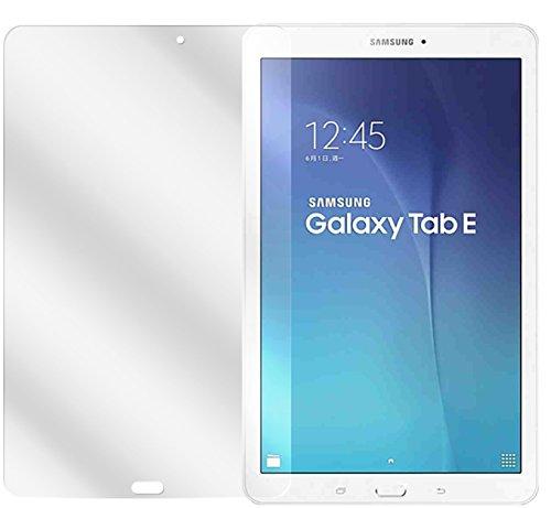 dipos I 2X Schutzfolie klar passend für Samsung Galaxy Tab E 9.6 Folie Bildschirmschutzfolie