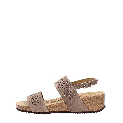 Grunland Sb0688 Cinq Sandalo Donna P. Taupe