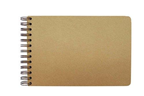 PEPA PAPER Álbum Kraft Journal 24.5x16.5