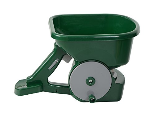 Greenkey 741 Deluxe Seed And Fertiliser Spreader - Green