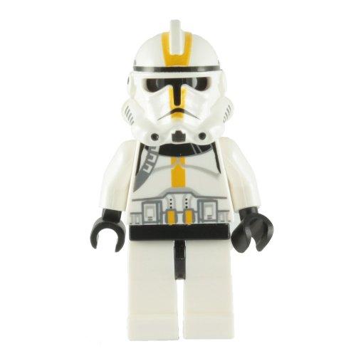 LEGO Star Wars: Clone Trooper (Episode 3) Jaune Marques (Star Corps) Mini-Figurine