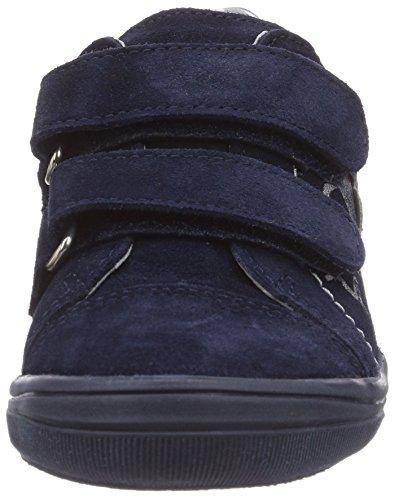 Richter Kinderschuhe Dandi 3031-521 Mädchen Sneakers Blau (atlantic/silver  7200)
