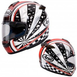Casco Arai chaser v Colors Talla XL strainrosso