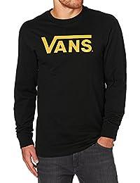 4d341bb349 Amazon.co.uk  Vans - Long Sleeve Tops   Tops