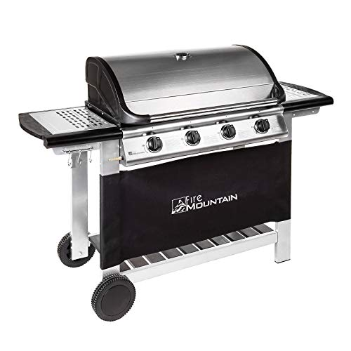 Fire Mountain Everest 4 Burner G...