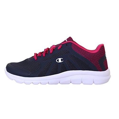 Champion Low Cut Shoe Alpha, Scarpe Running Donna Multicolore (Nny/cri)