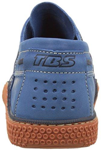 Herren Bootschuhe Globek TBS Brique D8 Opale TBS Herren Bleu g7qwEcz
